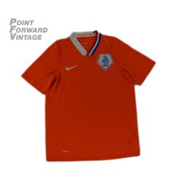 Nike Netherlands 2008-2010 Home Soccer Jersey Mens Sz S