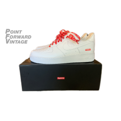 Nike X Supreme Air Force 1 Low White SZ 12