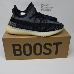 Adidas Yeezy Boost 350 V2 Carbon Sz 12
